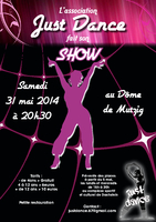 JUST DANCE fait son SHOW
