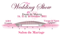 Wedding Show - Repport en 2012